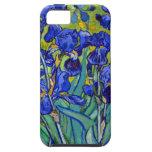 Van Gogh irisa 1889 iPhone 5 Case-Mate Cobertura