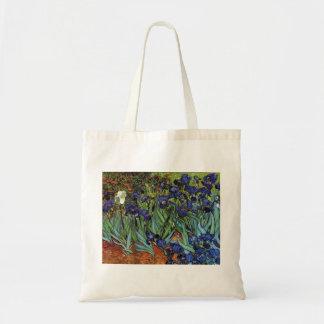 Van Gogh irisa la bolsa de asas