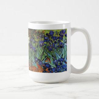 Van Gogh irisa la taza