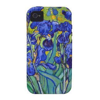 Van Gogh Irises 1889 Vibe iPhone 4 Covers