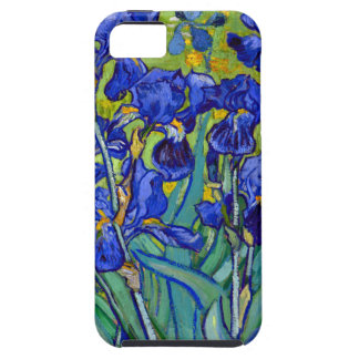 Van Gogh Irises 1889 iPhone SE/5/5s Case