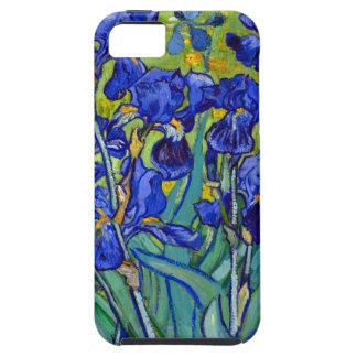 Van Gogh Irises 1889 iPhone SE/5/5s Case