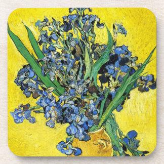 Van Gogh Irises Coasters