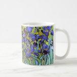 Van Gogh: Irises Coffee Mug