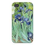 Van Gogh Irises Detail Phone Case iPhone 4/4S Case