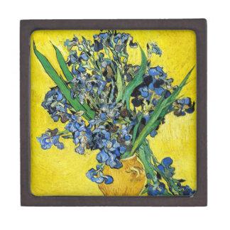 Van Gogh Irises Gift Box