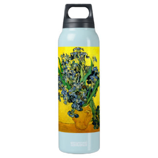 Van Gogh: Irises Insulated Water Bottle