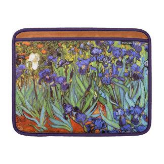 Van Gogh: Irises MacBook Sleeves