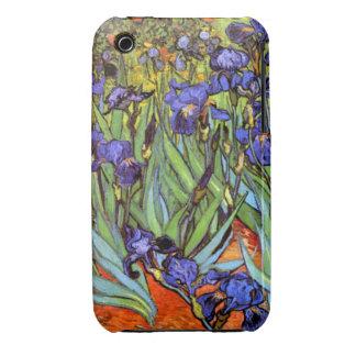 Van Gogh: Irises iPhone 3 Case