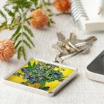 Van Gogh: Irises Key Chain