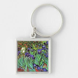 Van Gogh - Irises Keychains