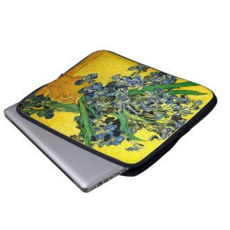 Van Gogh Irises Laptop Computer Sleeves