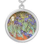 Van Gogh: Irises Pendant