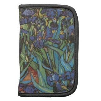 Van Gogh Irises Organizers