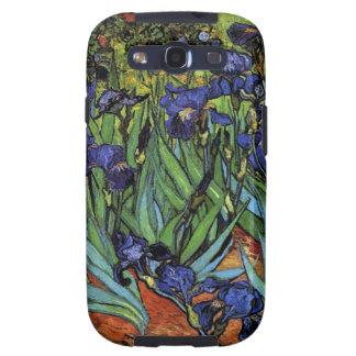 Van Gogh Irises Samsung Galaxy Case Galaxy SIII Cover