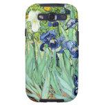 Van Gogh Irises Samsung Galaxy S3 Cover