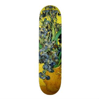 Van Gogh: Irises Skateboard Decks