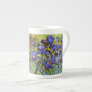 Van Gogh: Irises Tea Cup