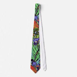 Van Gogh - Irises Tie