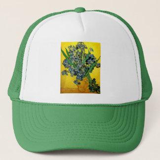 Van Gogh: Irises Trucker Hat