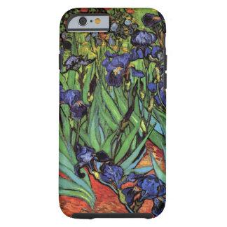 Van Gogh Irises Vintage Post Impressionism Art iPhone 6 Case