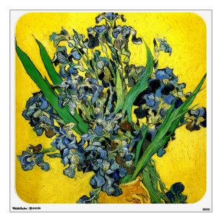 Van Gogh: Irises Wall Decal