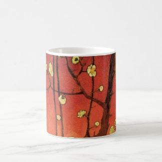 Van Gogh Japanese Flowering Plum Tree, Fine Art Coffee Mug