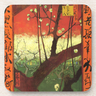 Van Gogh Japonaiserie Coasters