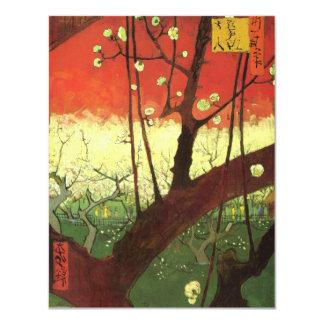 Van Gogh Japonaiserie Invitations