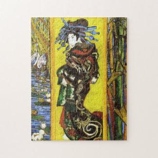 Van Gogh Japonaiserie Oiran Puzzle
