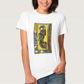 Van Gogh Japonaiserie Oiran T-shirt