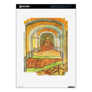 Van Gogh.jpg Skin For iPad 3