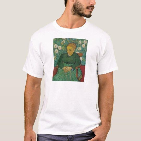 VAN GOGH - LA BERCEUSE (AUGUSTINE ROULIN) T-Shirt
