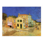 Van Gogh, la casa de Vincent en Arles (casa Postal