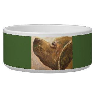 Van Gogh Lab Painting Bowl