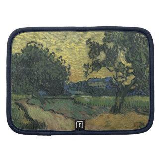 Van Gogh Landscape at Twilight 1890 Planners