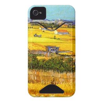 Vincent van Gogh: Landscape Near Arles