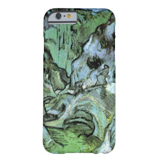Van Gogh Les Peiroulets Ravine, Vintage Landscape Barely There iPhone 6 Case