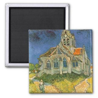 Van Gogh Mansion Magnet