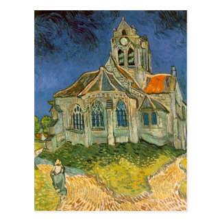 Van Gogh Mansion Postcard