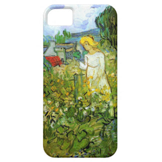 Van Gogh  Marguerite Gachet in the Garden iPhone 5 Cover