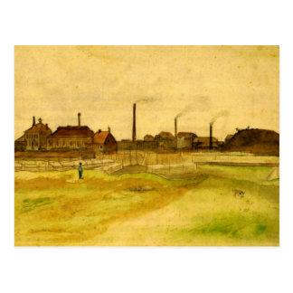 Van Gogh Mina de carbón en el Borinage