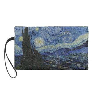 Van Gogh - mitón de la noche estrellada