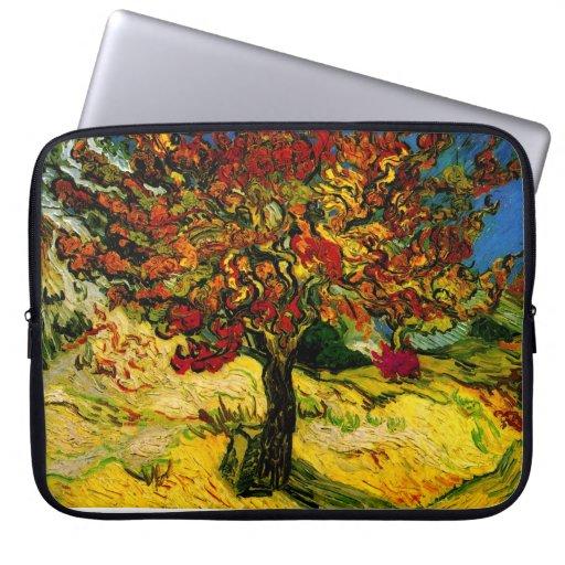 Van Gogh Mulberry Tree Computer Sleeves