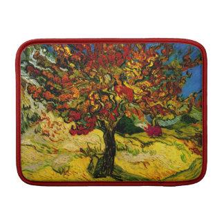 Van Gogh Mulberry Tree (F637) Fine Art MacBook Sleeves