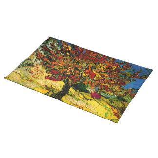 Van Gogh Mulberry Tree (F637) Fine Art Placemats