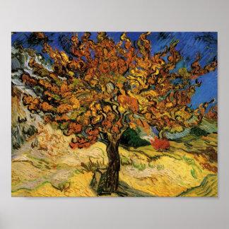 Van Gogh Mulberry Tree (F637) Fine Art Posters
