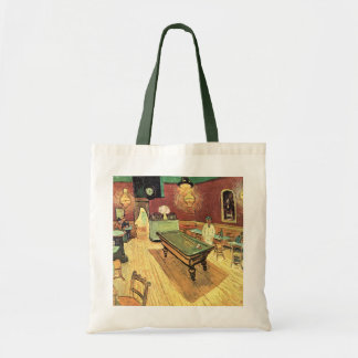 Van Gogh; Night Cafe in the Place Lamartine, Arles Budget Tote Bag