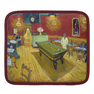 Van Gogh Night Cafe Sleeves For iPads