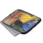 Van Gogh Night Cafe Terrace on the Place du Forum Laptop Computer Sleeves